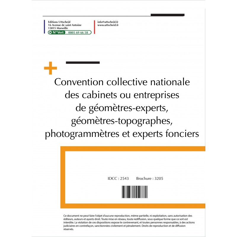 Convention collective nationale g om tre 2015 grille de - Grille de salaire securite ...